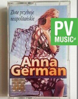 ANNA GERMAN ZŁOTE PRZEBOJE NEAPOLITAŃSKIE audio cassette