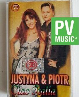 JUSTYNA I PIOTR CIAO ITALIA audio cassette