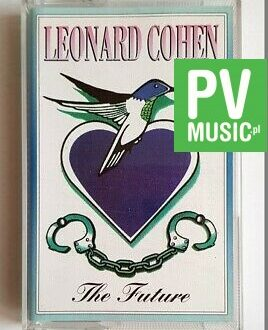 LEONARD COHEN THE FUTURE audio cassette