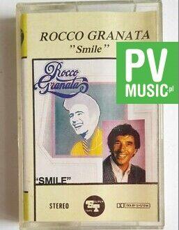 ROCCO GRANATA SMILE audio cassette
