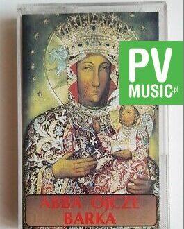 ABBA OJCZE BARKA audio cassette