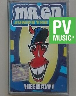 MR. ED  JUMPS THE GUN  audio cassette
