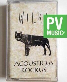 WILKI ACOUSTICUS ROCKUS audio cassette
