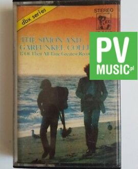 THE SIMON AND GARFUNKEL 17 OF THEIR ALL TIME GREATEST RECORDINGS audio cassette
