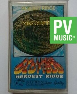 MIKE OLDFIELD  HERGEST RIDGE   audio cassette