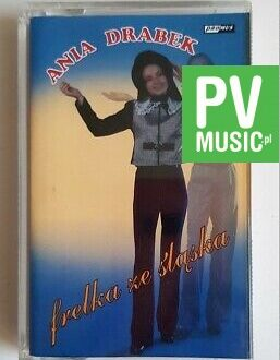 ANIA DRABEK FRELKA ZE ŚLĄSKA audio cassette