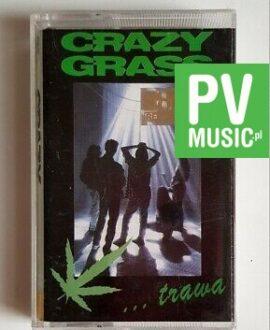 CRAZY GRASS TRAWA audio cassette