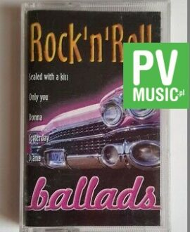 ROCK'N'ROLL ONLY YOU, DONNA.. audio cassette