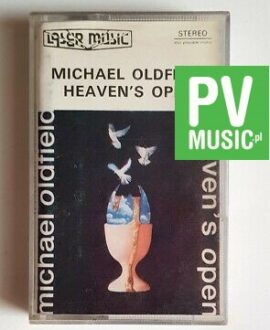 MIKE OLDFIELD HEAVEN'S OPEN audio cassette