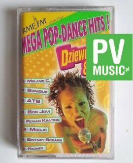 MEGA POP DANCE HITS BRITNEY SPEARS, MELANIE C.. audio cassette