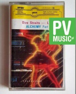DIRE STRAITS LIVE - ALCHEMY part I audio cassette