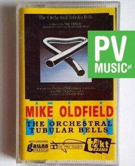 MIKE OLDFIELD THE ORCHESTRALL TABULAR BELLS audio cassette