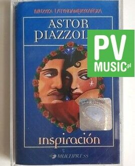 ASTOR PIAZZOLLA INSPIRACION audio cassette