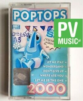 POPTOPS 2000 WONDERLAND, DON'T GIVE UP.. audio cassette
