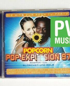 POPCORN 97 MR. PRESIDENT, BLUMCHEN.. CD