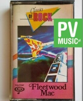 FLEETWOOD MAC CLASSICS OF ROCK audio cassette