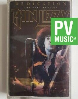 THIN LIZZY DEDICATION THE VERY BEST OF audio cassette