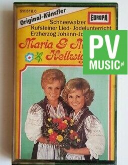MARIA & MARGOT HELLWIG audio cassette