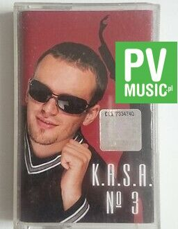 K.A.S.A  No 3     audio cassette