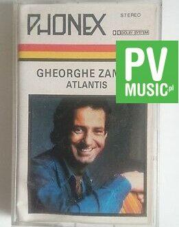 GHEORGHE ZAMFIR  ATLANTIS     audio cassette