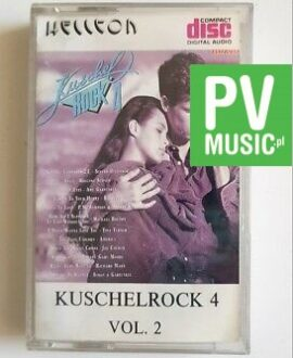 KUSCHELROCK 4 vol.2 MARILLION, SIMON & GARFUNKEL audio cassette