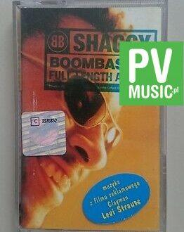 SHAGGY - BOOMBASTIC   audio cassette