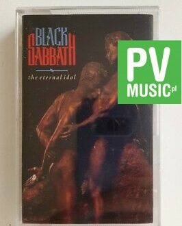 BLACK SABBATH THE ETERNAL IDOL audio cassette