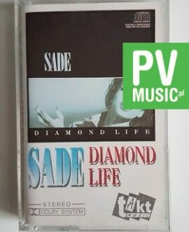 SADE DIAMOND LIFE audio cassette