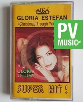 GLORIA ESTEFAN CHRISTMAS THROUGH YOUR EYES audio cassette