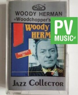 WOODY HERMAN WOODCHOPPER'S BALL audio cassette