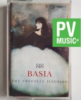 BASIA THE SWEETEST ILLUSION audio cassette