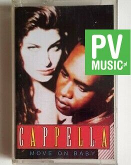 CAPELLA MOVE ON BABY audio cassette