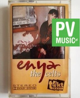ENYA THE CELTS audio cassette