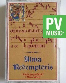 ALMA REDEMPTORIS CHORAŁ GREGORIAŃSKI O MATCE BOŻEJ audio cassette