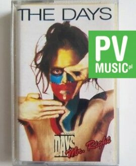 THE DAYS MR. RIGHT audio cassette