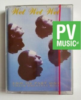 WET WET WET THEIR GREATEST HITS 2x audio cassettes
