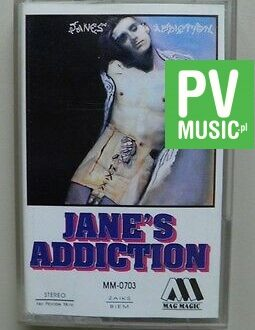 JANE'S ADDICTION  TRIPS AWAY     audio cassette