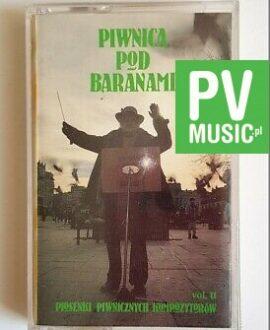 PIWNICA POD BARANAMI VOL. II audio cassette