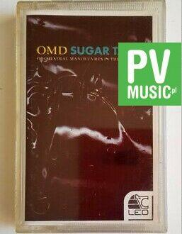 OMD SUGAR TAX audio cassette