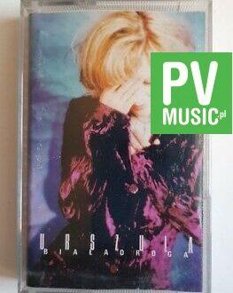 URSZULA BIAŁA DROGA audio cassette