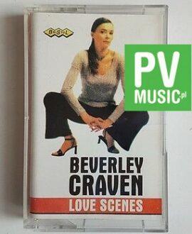 BEVERLEY CRAVEN LOVE SCENES  audio cassette