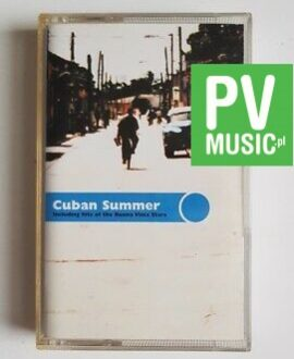 CUBAN SUMMER INCLUDING HITS OF THE BUENA VISTA STARS audio cassette
