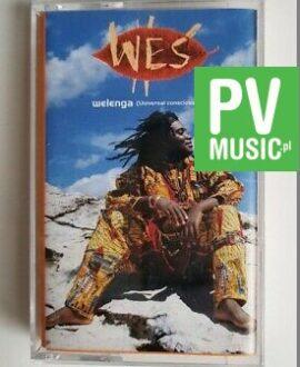 WES WELENGA audio cassette