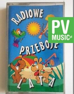 RADIOWE PRZEBOJE LATA ONE WAY TICKET... audio cassette