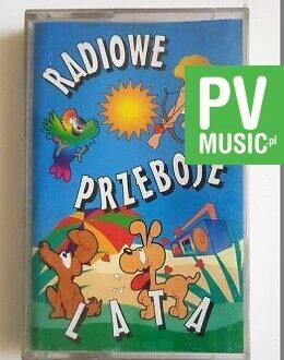 RADIOWE PRZEBOJE LATA ONE WAY TICKET... audio cassette