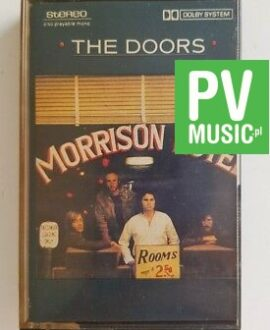 THE DOORS -  MORRISON HOTEL audio cassette
