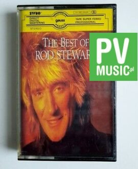 ROD STEWART THE BEST OF vol.2 audio cassette