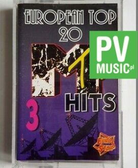EUROPEAN TOP 20 JAM TRONIC, MADONNA.. audio cassette