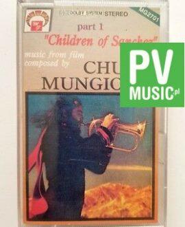 CHUCK MANGIONE CHILDREN OF SANCHEZ part 1 audio cassette