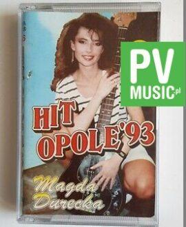 MAGDA DURECKA HIT OPOLE'93 audio cassette